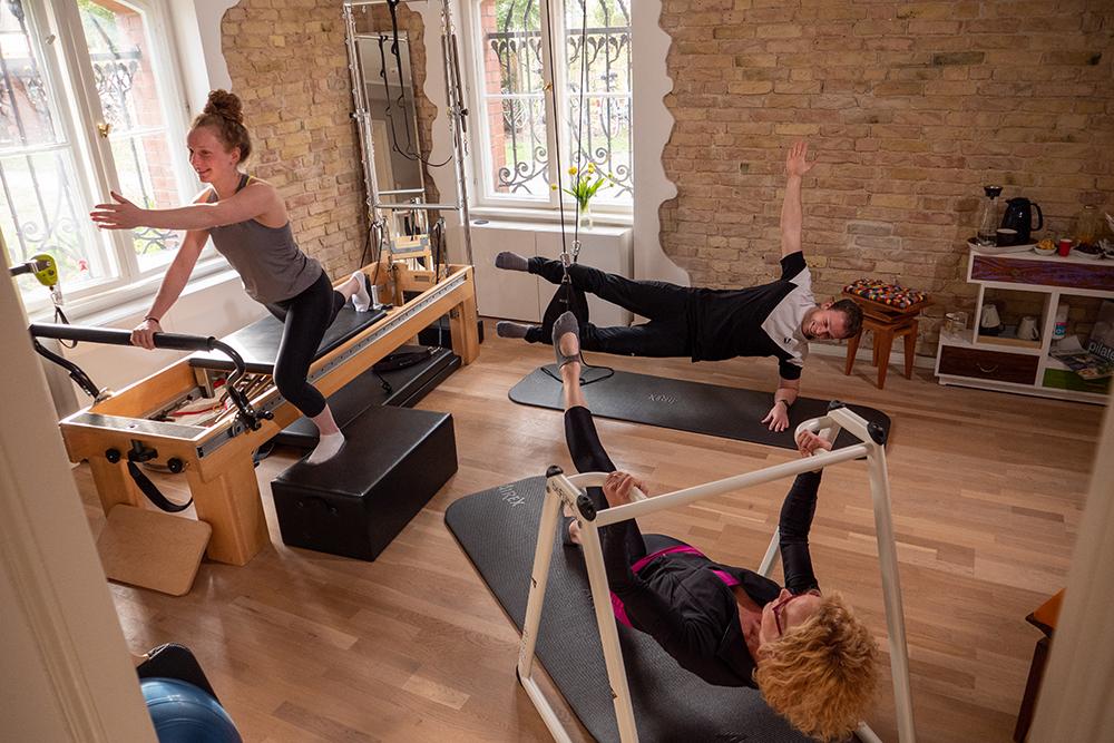 Pilates_Studio_Lichterfelde_Functional_Training_Circuit_Reformer