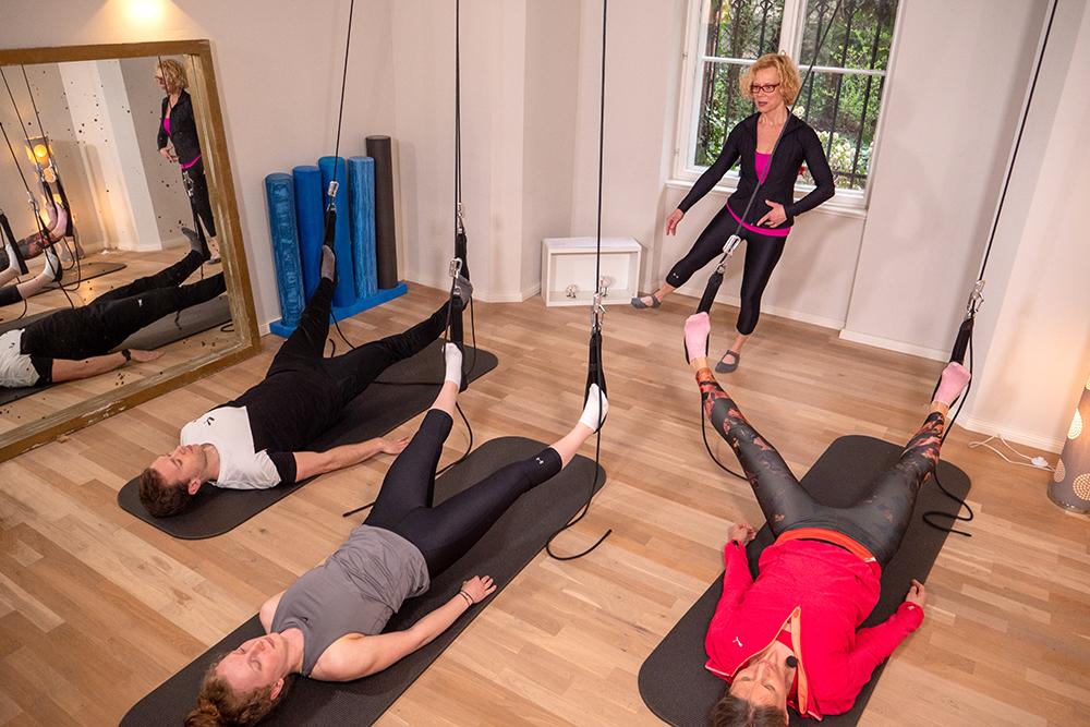 Pilates_Studio_Lichterfelde_Schlingen_Slings_Functional_Training