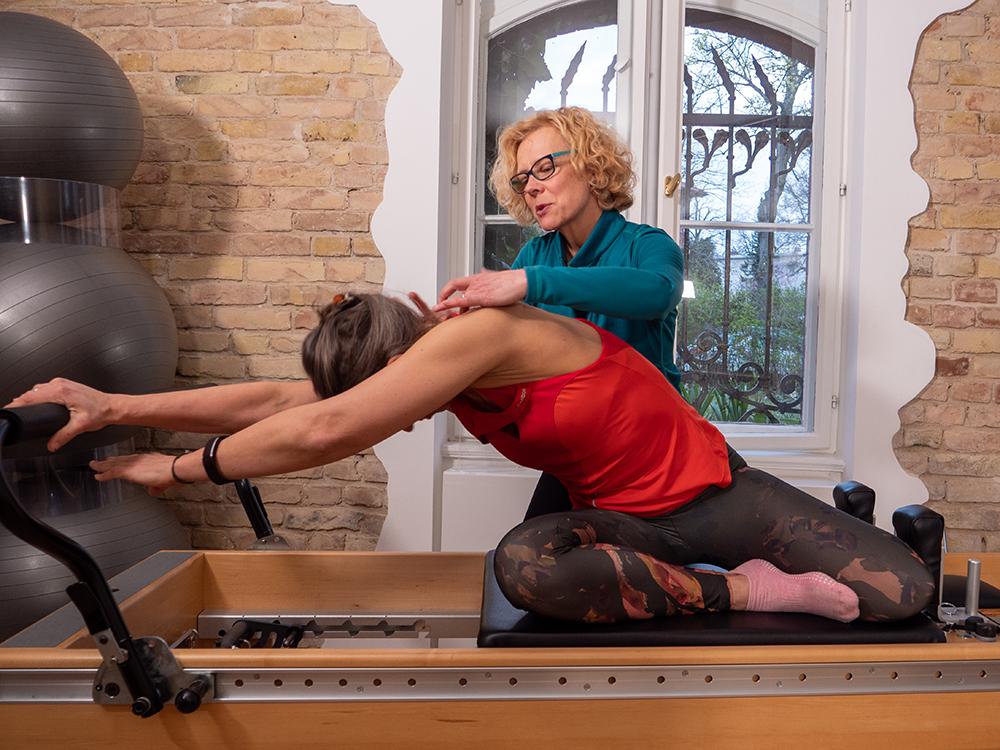 Pilates_Studio_Lichterfelde_Personaltraining_Reformer